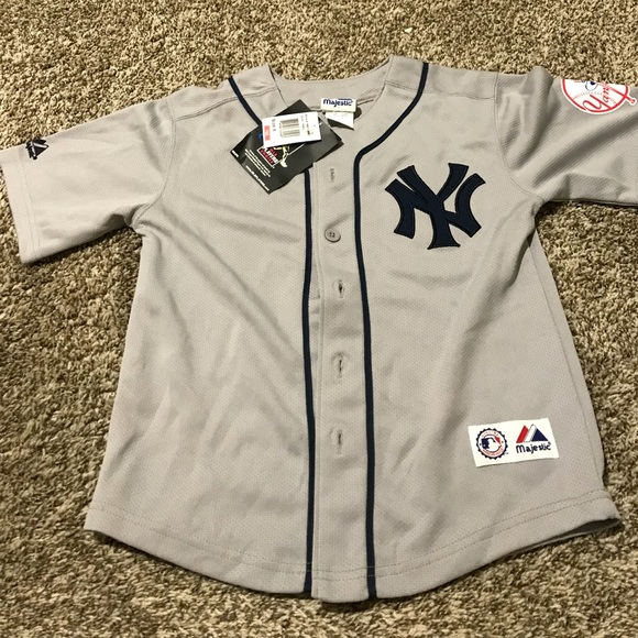 best authentic 1e9e0 7b77f New York Yankees Youth Jeter Jersey NWT